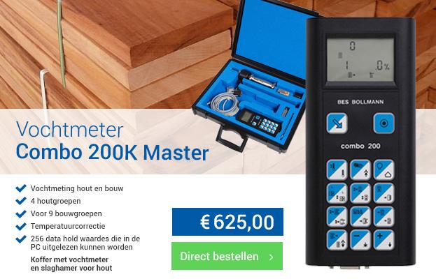 Vochtmeter Combo 200K | Moisturemetershop.com