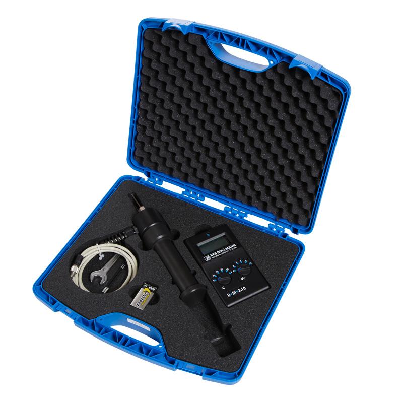 H-DI 3.10K3B Koffer Vochtmeter