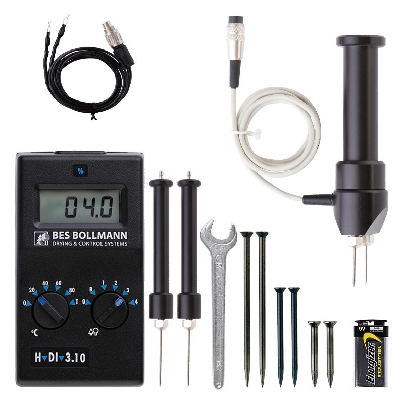 Moisture meter H-DI 3.10 K3B | MoistureMeterShop