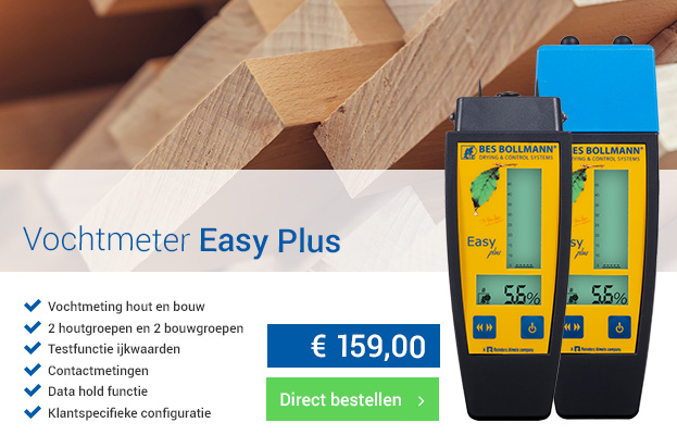 Vochtmeter Easy Plus van BES Bollmann